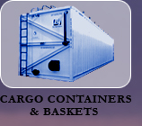Cargo Containers & Baskets
