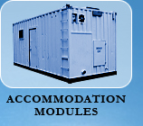 ACCOMMODATION MODULES